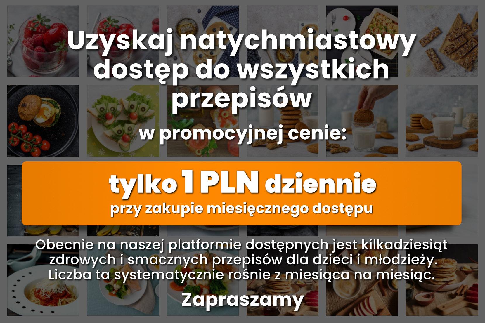 Uzyskaj pełny dostęp do SMACZNEPAPU.PL